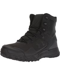 Under Armour Valsetz Rts 1.5 Zip Man Shoes, Black 001, 9 Uk 43 Eu