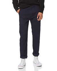 Levi's 502 True Chino Pantalon - Bleu