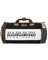 Napapijri Hering Duffle 2 Np0a4eud Bags Black Uni