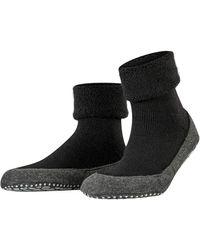 FALKE Cosyshoe M Slipper Sock - Black