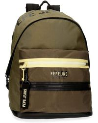 Pepe Jeans Caden Adaptable Backpack - Green