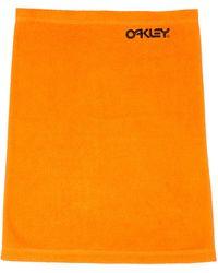 Oakley Neck Gaiter - Orange