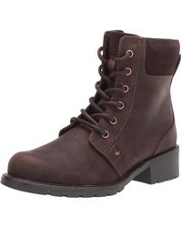 Clarks Orinoco Spice Ankle Boot - Brown