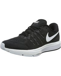 Nike Wmns Air Zoom Vomero 11 Training Running Shoes - Black