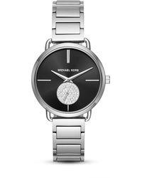 Michael Kors Ladies Watch Portia Mk3638 - Black