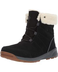 Columbia Maragal Waterproof Snow Boot - Black