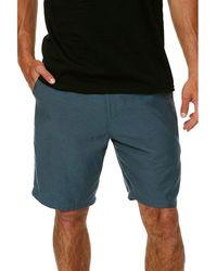 O'neill Sportswear 19 Inch Outseam Classic Walk Short - Blue