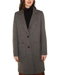 Esprit 129ee1g004 Coat - Grey
