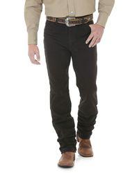 Wrangler - Cowboy Cut Slim Fit Jean - Lyst