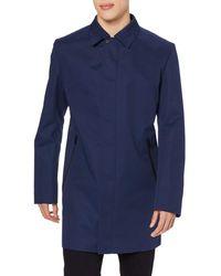 HUGO Marec1921 Coat - Blue