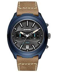 DIESEL Horloge DZ4490 - Marron