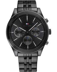 Tommy Hilfiger Reloj Deportivo 01791738 - Negro