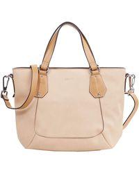 Esprit City Bag Cal City Bag Peach - Neutro