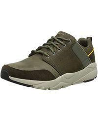 Skechers Recent-Meroso, Zapatillas para Hombre - Verde
