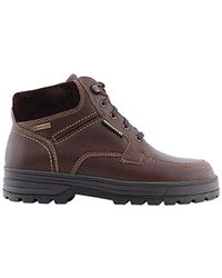 7ffc3470e22 Mephisto Saloon Gt in Brown for Men - Lyst