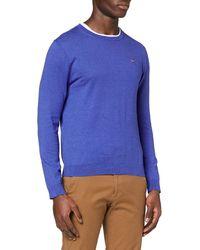 Napapijri Decatur 2 Long Sleeve Top - Blue