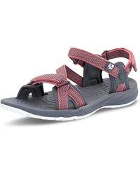 Jack Wolfskin Lakewood Ride Sandal Travel Sandal Sandal - Multicolour