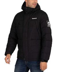 Timberland Pour des s Puffer Jacket - Noir