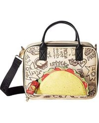 Betsey Johnson - Let's Taco 'bout It Lunch Tote - Lyst