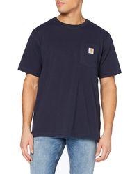 Carhartt Relaxed Fit T-shirt - Blue