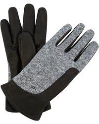 Regatta S Black 'gerson' Gloves Xl