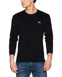 Lacoste T- Shirt Homme - Noir