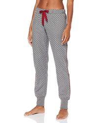 Esprit Fenja CAS NW S.p.a.ll Pantalones de Pijama - Gris