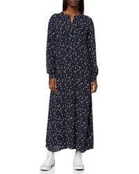 Esprit 020ee1e337 Dress - Blue