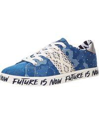 Desigual Shoes_Cosmic_Julieta DEN Sneakers - Blau