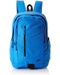 b5eb3877f5 Black Just Do It Logo Mini Backpack. £15. ASOS · Nike - Unisex Nk All  Access Soleday Bkpk - Lyst