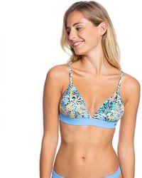 Roxy Bikini da donna - Blu