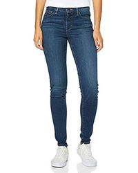 Levi's 310 Shaping Super Skinny Jeans - Blue