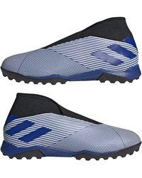 adidas Nemeziz 19.3 LL TF - Bleu