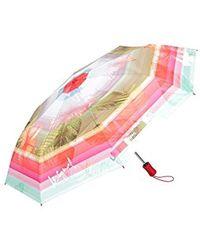 Desigual Umbrella Polynesia - Multicolour