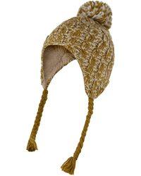 Regatta Ladies Whirlwind Hat Gold Cumin One Size - Multicolour