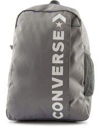 Converse Speed 2.0 Backpack 10008286-A03; backpack; 10008286-A03; grey; One size EU - Grau