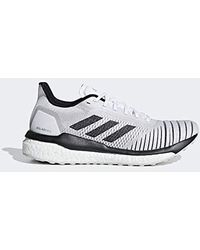 adidas Synthetic Element V Women's Running Shoes in White Lyst