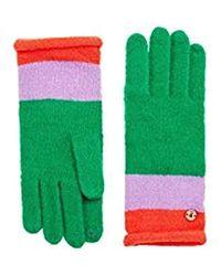 Esprit Edc by Accessoires 098CA1R001 Handschuhe, Grün (Green 310)