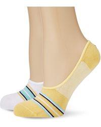 Tommy Hilfiger TH WOMEN SERAPE FOOTIE 2P Calcetines cortos - Multicolor