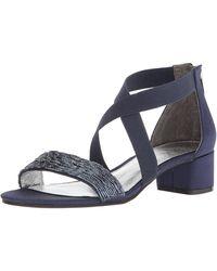 Adrianna Papell Teagan Sandal - Blue