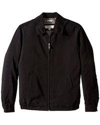 Perry Ellis - Tall 27 Inch Microfiber Golf Jacket - Lyst