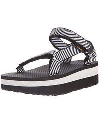 Teva - Flatform Universal Sandal - Lyst