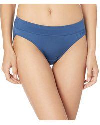 Bali Comfort Revolution Incredibly Soft Bikinis 3-pack - Multicolor