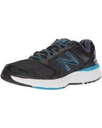 New Balance 560 V7 Running Shoe in Grey