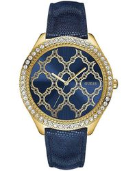 Guess Armbanduhr W0579L6 - Mettallic