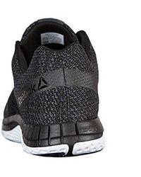 Lyst - Reebok Zprint Training Sneaker in Black for Men 76704fa48