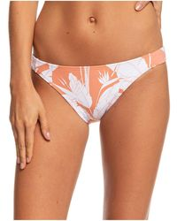 Roxy Bas de Bikini couvrance Naturelle - Multicolore