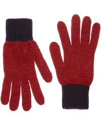 Tommy Hilfiger Tjw Gloves - Red