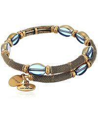 ALEX AND ANI - Warrior Wrap Bracelet - Lyst