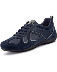 Geox Low-Top Sneaker RAVEX - Blau